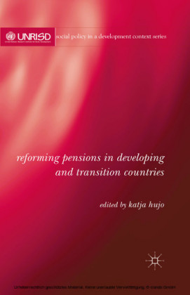 Reforming Pensions in Developing and Transition Countries