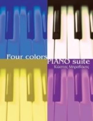 Four Colours Piano Suite