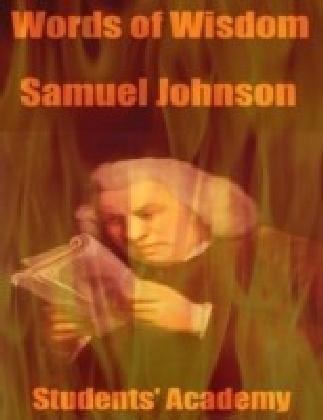 Words of Wisdom: Samuel Johnson