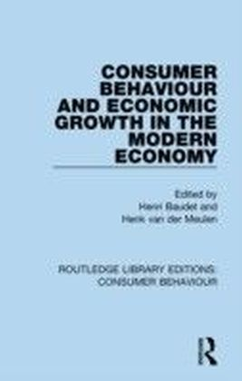 consumer Behaviour and economic growth