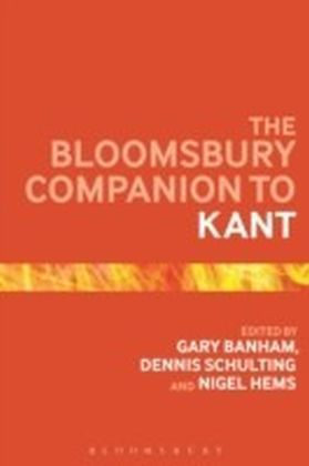 Bloomsbury Companion to Kant