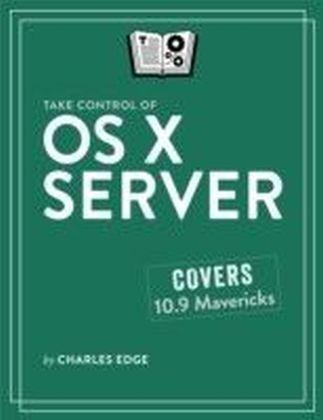 Take Control of OS X Server