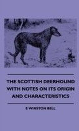Scottish Deerhound with Notes on Its Origin and Characteristics
