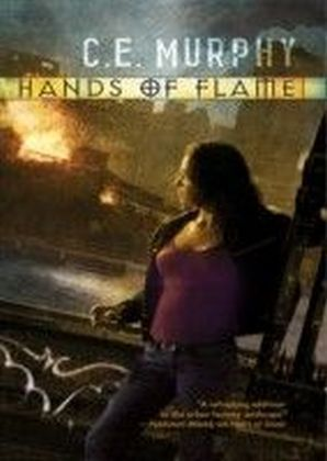 Hands of Flame (The Negotiator - Book 3)