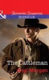 Cattleman (Mills & Boon Intrigue) (West Texas Watchmen - Book 2)