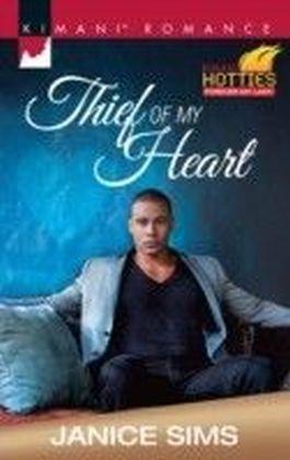 Thief of My Heart (Mills & Boon Kimani) (Kimani Hotties - Book 61)