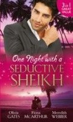 One Night with a Seductive Sheikh (Mills & Boon M&B)