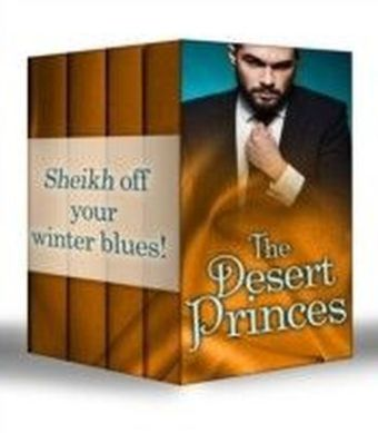 Desert Princes (Mills & Boon e-Book Collections)