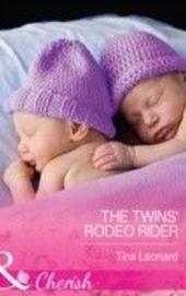 Twins' Rodeo Rider (Mills & Boon Cherish) (Bridesmaids Creek - Book 3)