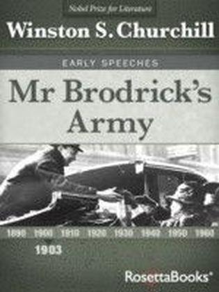 Mr Brodrick's Army