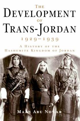 The Development of Trans-Jordan 1929-1939