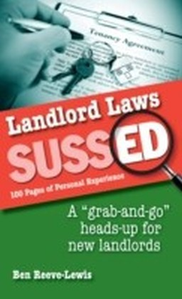 Landlord Laws SUSSED