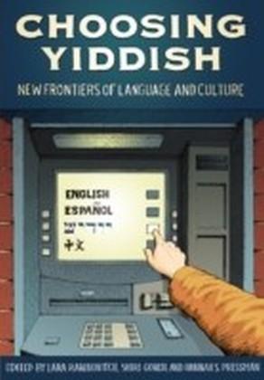 Choosing Yiddish
