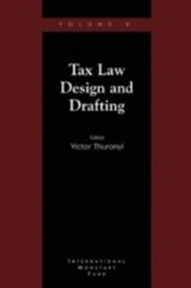 Tax Law Design and Drafting, Volume 2