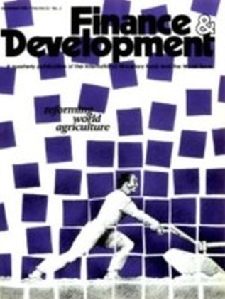 Finance & Development, September 1986