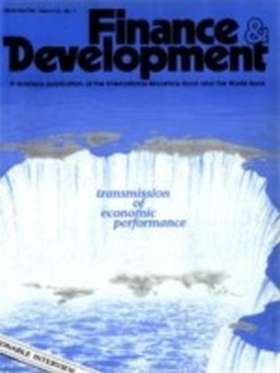 Finance & Development, December 1986