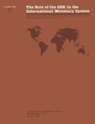 Role of the SDR in the International Monetary System