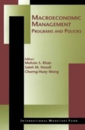 Macroeconomic Management: Programs and Policies