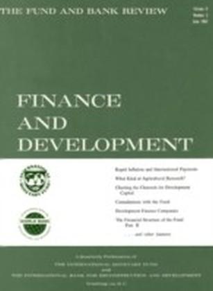 Finance & Development, June 1965