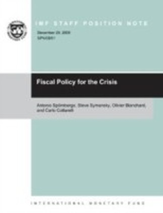 Fiscal Policy for the Crisis