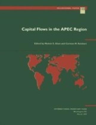 Capital Flows in the APEC Region
