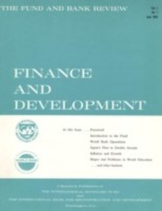 Finance & Development, June 1964