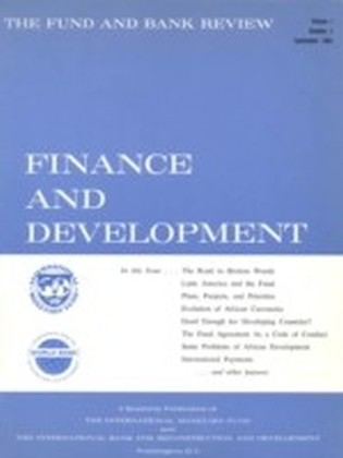 Finance & Development, September 1964