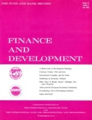 Finance & Development, June 1966