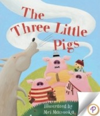Three Little Pigs (Parragon Read-Along)
