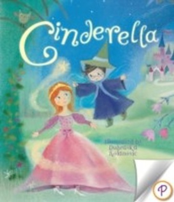 Cinderella (Parragon Read-Along)