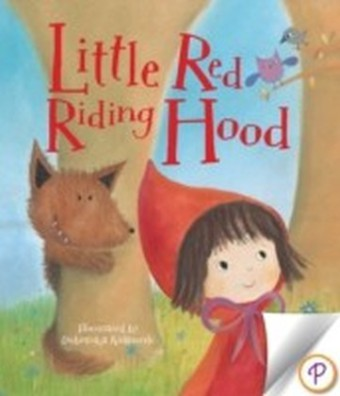 Little Red Riding Hood (Parragon Read-Along)