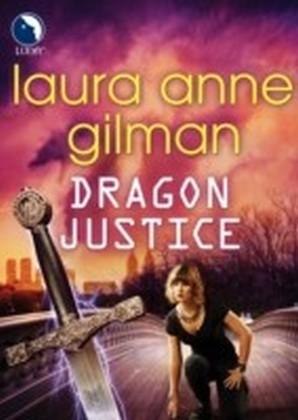 Dragon Justice (Luna) (Paranormal Scene Investigations - Book 4)
