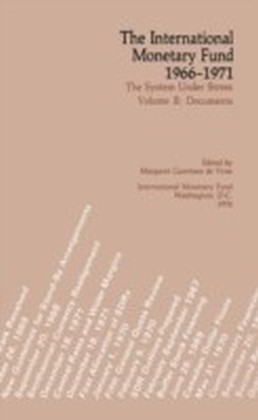 IMF History (1966-1971) Volume 2