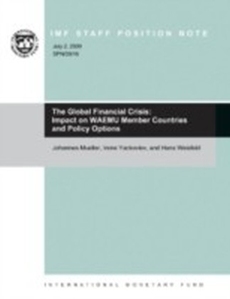 Global Financial Crisis: Impact on WAEMU Member Countries and Policy Options