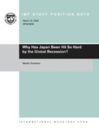 Why Has Japan Been Hit So Hard by the Global Recession?