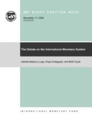 Debate on the International Monetary System