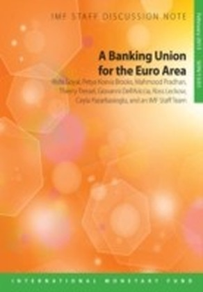Banking Union for the Euro Area