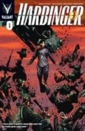Harbinger: Faith Issue 0