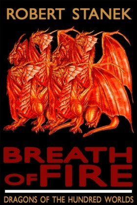 Breath of Fire (Dragons of the Hundred Worlds, Book 1)
