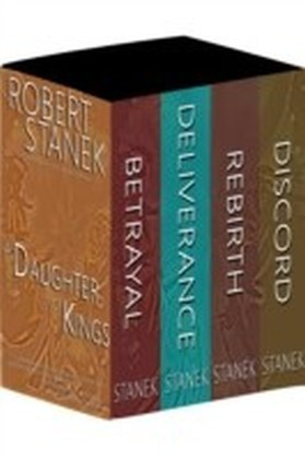 Daughter of Kings Boxed Set - Betrayal, Deliverance, Rebirth, Discord
