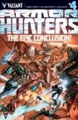 Armor Hunters Issue 4
