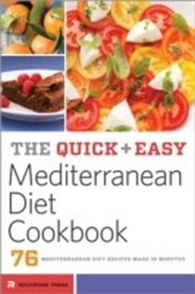 Quick & Easy Mediterranean Diet Cookbook