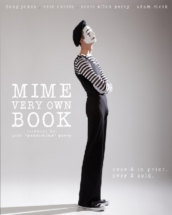 Mime Very Own Book