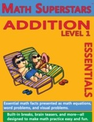 Math Superstars Addition Level 1