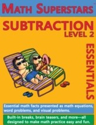 Math Superstars Subtraction Level 2