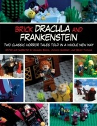 Brick Dracula and Frankenstein