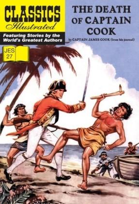 Death of Captain Cook JES 27
