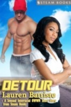 Detour - Sexy Interracial BWWM Erotic Romance Short Story from Steam Books