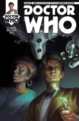 Doctor Who: The Eleventh Doctor Vol. 1 Issue 4