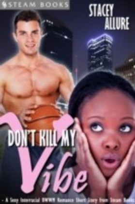 Don't Kill My Vibe - A Sexy Interracial BWWM Romance Short Story from Steam Books